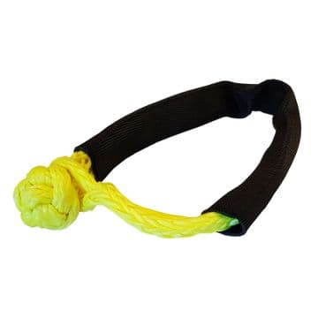 SOFT ROPE SHACKLE with PROTECTIVE SLEEVE x  14175 Kgs off road 4 x 4 recovery